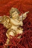 Ange de Noël Photo libre de droits