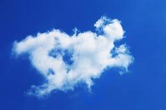 Ange de nuage Images libres de droits