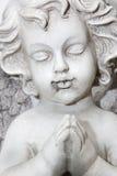 Ange de prière photos stock