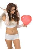 Ange de Valentine Images libres de droits