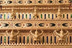 Ange et Garuda Photographie stock