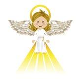 Ange gardien saint illustration libre de droits