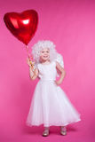Ange mignon Photo stock