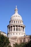 Angeben Sie Kapitol-Gebäude in im Stadtzentrum gelegenem Austin, Texas, stockfotos