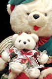 Angefüllte teedy Bären der Fertigkeit lizenzfreies stockfoto
