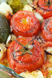 Angefülltes Gemüse Stockfotos