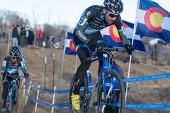 2014 Angehörige USAC Cyclocross Lizenzfreie Stockbilder