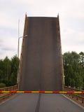 Angehobene Brücke Lizenzfreies Stockbild
