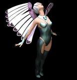 Angel夫人 免版税图库摄影