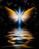 Angel& x27; крыла s Стоковые Фотографии RF