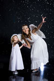 The Angel Stock Photography