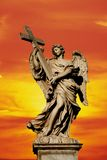 Angel. Statue Stock Image
