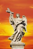 Angel. Statue Royalty Free Stock Photography