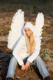 Angel Royalty Free Stock Photos