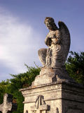 Angel. Monument Stock Photo