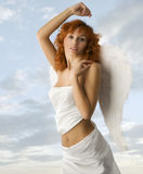 The angel Stock Images