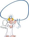Angel 2. Angel illustration art cartoon vector illustration