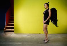 Angel 2 Royalty Free Stock Photo
