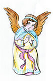 Angel stock illustration
