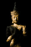 Angel. Thai angel in  thai temple Stock Photo
