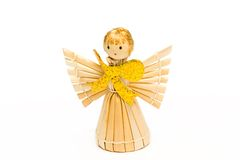 The angel Royalty Free Stock Photos