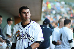 Angel Aguilar, Charleston RiverDogs Stock Photos