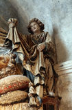 Angel, Altar of St. Anastasius in the Cathedral of St. Domnius in Split Royalty Free Stock Photo