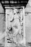 Angel, Arch of Constantine Royalty Free Stock Photo