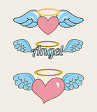 Angel Baby illustration libre de droits
