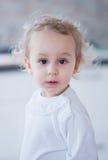 Angel baby Stock Photos