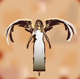 Angel Background Stock Photos