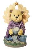 Angel bear figure Stock Photo