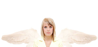 Angel beauty Royalty Free Stock Photography