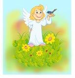 Angel 02 Royalty Free Stock Photo