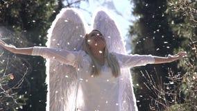 Angel Birth blanco metrajes
