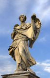 Angel blesses Rome Royalty Free Stock Images