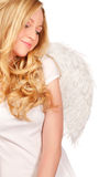 Angel Blond Stock Image
