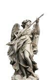 Angel on the bridge Stock Photos