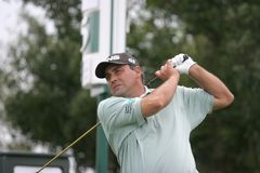 Angel Cabrera Doral 2007 Royalty Free Stock Photos