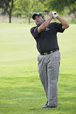 Angel Cabrera - Iron Shot - NGC2009 Stock Photo