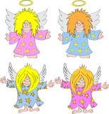 Angel Cartoon Royalty Free Stock Image