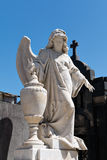 Angel, cemetery Recoleta  Buenos Aires Argentine Royalty Free Stock Photography