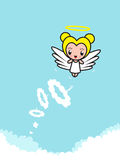 Angel Character Stock Photos