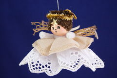 Angel child Stock Image