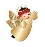 Angel Child Logo Stock Images