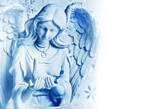 Angel of Christmas Royalty Free Stock Image
