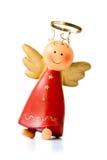 Angel Christmas Royaltyfri Foto