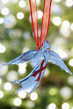Angel Christmas Decoration Royalty Free Stock Photos