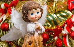 Angel Christmas Stock Photography