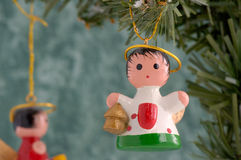 Angel Christmas Ornament Stock Photo